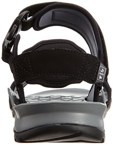 adidas Cyprex Ultra Sandal Ii, Zapatillas de Voleibol para Hombre Negro / Gris / Blanco (Negbas / Grivis / Ftwbla)