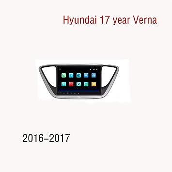 Hahaiyu Estéreo 9 Pulgadas de Coches Android 8.1 Radio Navegador ...