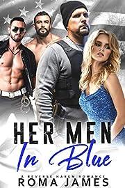 Her Men in Blue: A Reverse Harem Romance