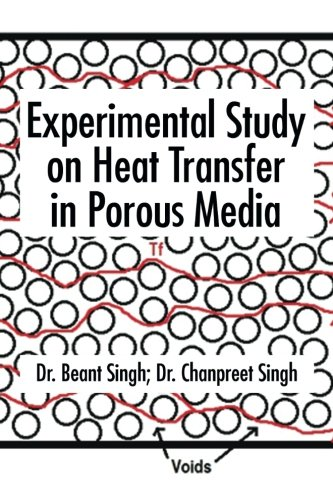Experimental Study on Heat Transfer in Porous -