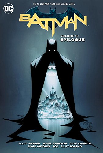 Batman Vol. 10: Epilogue [Scott Snyder - James Tynion IV] (Tapa Blanda)