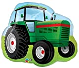 "34"" Farm Tractor Jumbo Mylar Balloon"