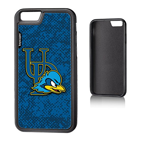 UPC 840816197743, Delaware Fightin' Blue Hens iPhone 6 & iPhone 6s Bumper Case officially licensed by the University of Delaware for the Apple iPhone 6 by keyscaper® Flexible Full Coverage Low Profile
