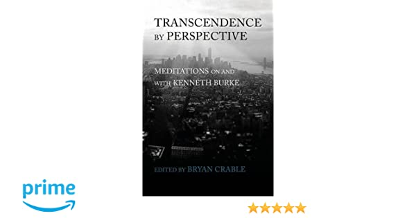 Amazon Transcendence By Perspective Meditations On And With