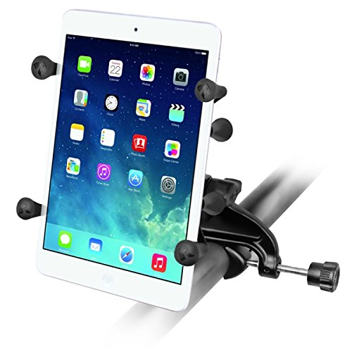 Price comparison product image RAM Yoke Clamp Mount with Universal X-Grip(TM) Holder for Small Tablets