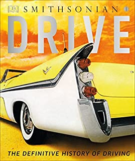Book Cover: Drive: The Definitive History of Driving