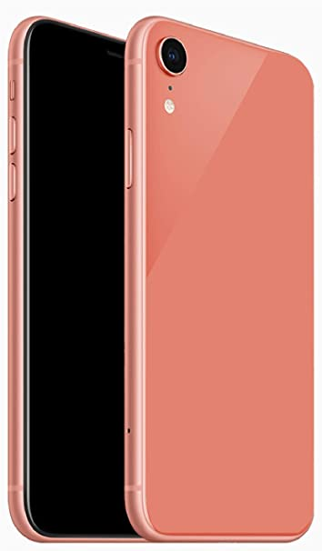 4Pillars Fake Dummy Display Compatible with Apple iPhone - Non-Working  Phone XR XS MAX 1:1 Scale (XR Coral)