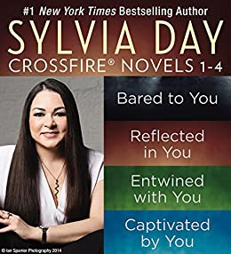 Sylvia Day Crossfire Novels 1-4 by [Day, Sylvia]