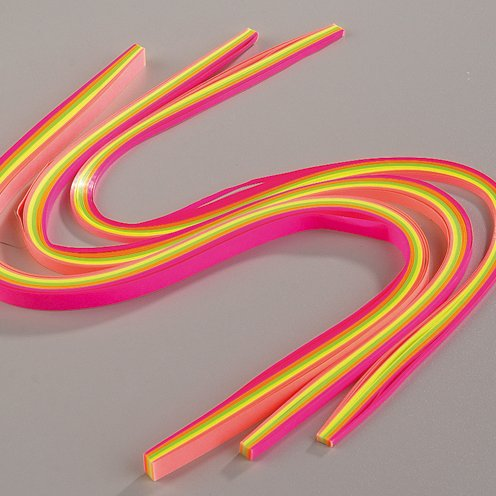 efco Quilling Set, Neon Farbe 1614453