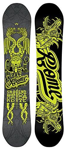 Rome Snowboards Label Snowboard