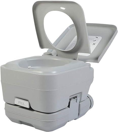 Toilet chair Inodoro portátil,Camping WC para RV Capacidad de ...