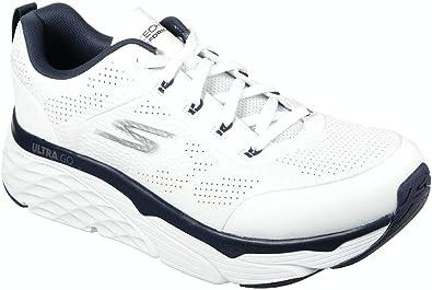 Skechers Max - Zapatillas deportivas de piel para caminar y correr ...