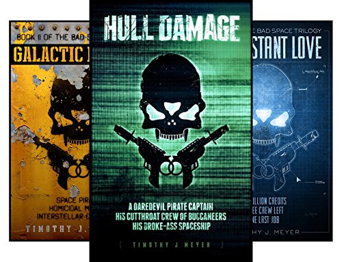Bad Space (3 Book Series)