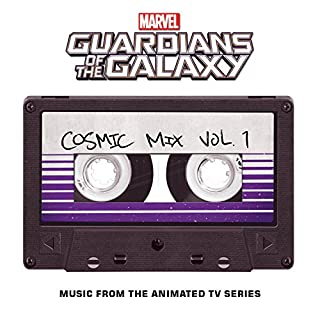 Marvel's Guardians Of The Galaxy: Cosmic Mix Vol. 1 [Cassette] by Soundtrack (B016WGFPRS) | Amazon Products