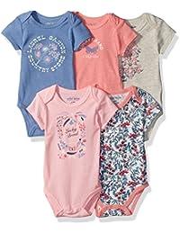 Baby Boys' Bodysuits 5 Pack