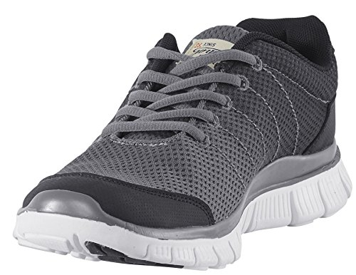 Blend He Charcoal Negro Hombres Nueva Trainers Zapatos