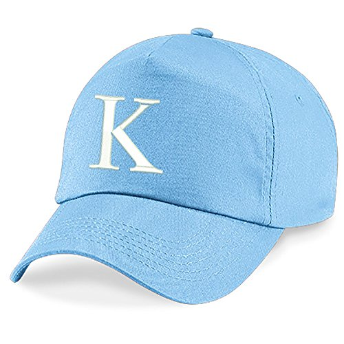 baseball Ricamato Girl Cappello Boy 4sold A Cap Lettera New Z da Unisex Blu Kids Berretto K Bonnet 7xqXqw