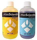 Atlas Scientific pH Calibration Solution Kit 7.0 & 10.0 8oz Bottles