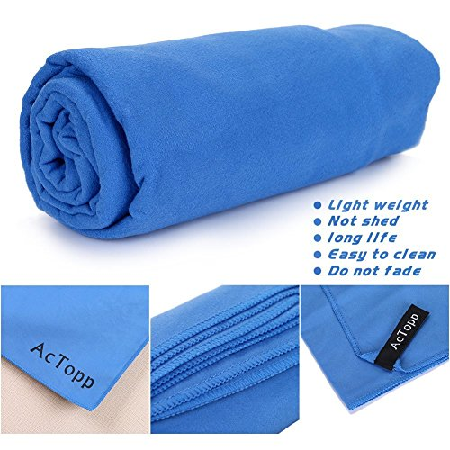 AcTopp Sports Travel Towel Ultra Light product image