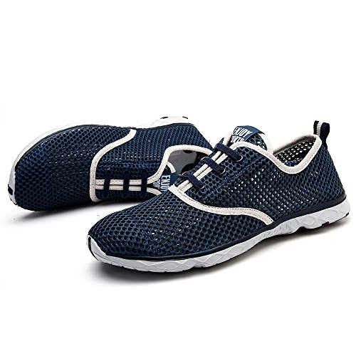942b0f97e1 lovely Aleader Men's Quick Drying Aqua Water Shoes - dalstongarden.org