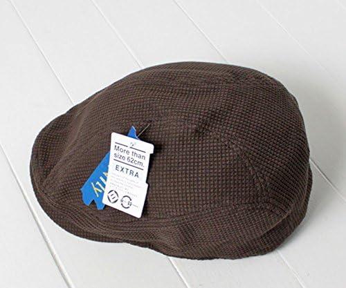 GENTLY[ジェントリー] サーマル ハンチング 62cm 大きいサイズ 4色展開 綿100% 6464