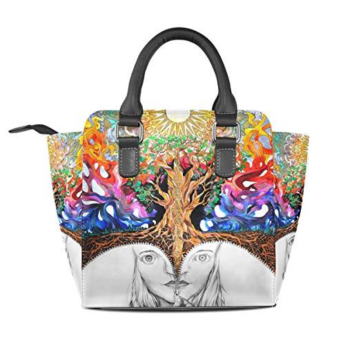 Dragonswordlinsu Pour Porter Medium Sac Multicolore À Femme L'épaule qr1Pq5