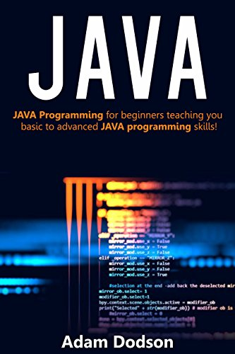 Java Basics For Beginners Ebook