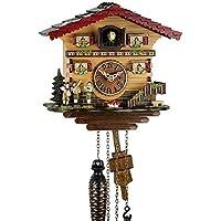 Selva NEGRA uhrenfabrik kammerer reloj de madera