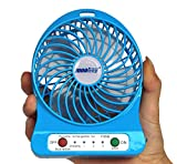 Best Accessory Power Table Lamps - Innobay 4-inch Mini Hand Held Portable USB Fan Review