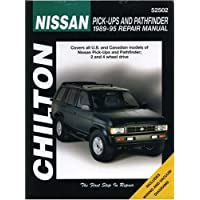 Nissan: Pick-Ups and Pathfinder 1989-95