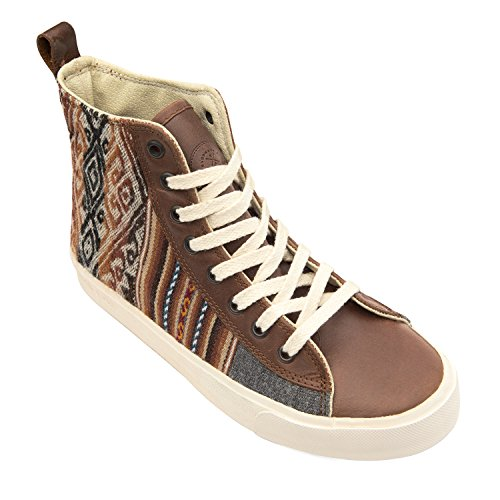 9 High Brown Shoes Inkkas Top Cusco Xqvgz
