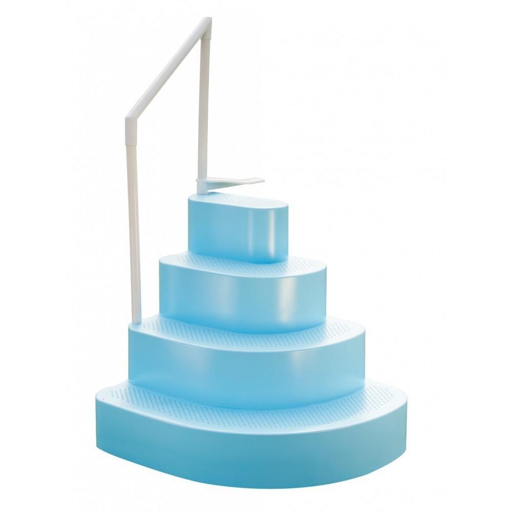 amazoncom blue wedding cake above ground swimming pool steps patio lawn garden