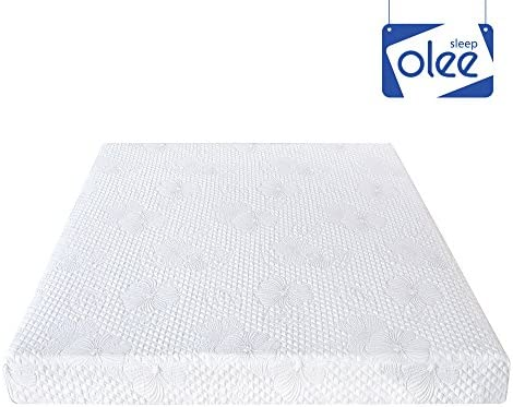 home, kitchen, furniture, bedroom furniture, mattresses, box springs,  mattresses 11 picture Olee Sleep 6 inch Ventilated Multi Layered Memory in USA