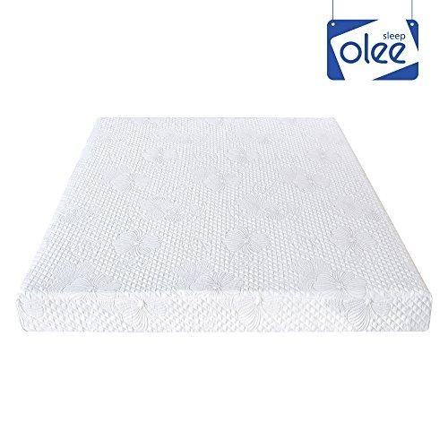 Olee Sleep Ventilated Multi Layered Memory Foam Mattress, (Full) 06FM01F