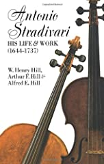 Leading appraisers of fine musical instruments agree that in the art of making violins, no one has ever gone beyond the achievement of Antonio Stradivari. The incomparable visual beauty of his instruments and the infinite vari...