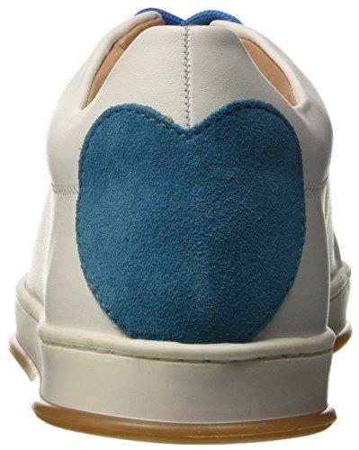 Gymnastique Milano De Cs8pjj Cassé Femme Chaussures Blanc Twinset Turchese bic ottico Oaq4CwBC