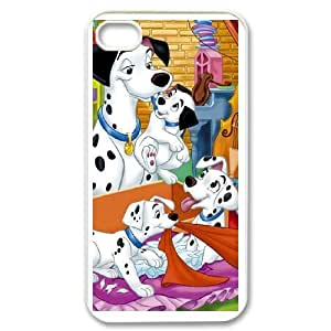 iPhone 4,4S Cell Phone Case 101 Dalmatians 3NB94095