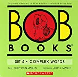 img - for Bob Books Set 4: Complex Words by Bobby Lynn Maslen (1-May-2006) Paperback book / textbook / text book