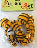 Constructive Playthings Tiger Costume Set
