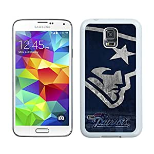 Samsung Galaxy S5 I9600 Case ,Unique And Fashionable Designed Case With England Patriots 34 White For Samsung Galaxy S5 I9600 Phone Case