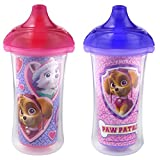 2 year old sippy cup - Munchkin Paw Patrol Click Lock Insulated Sippy Cup, 2 Count