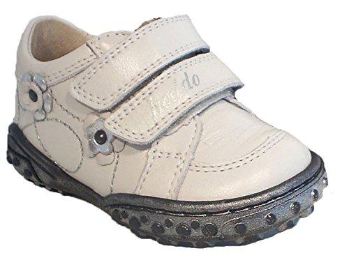 Couro Froddo Sapatos Baixos Em Branco Extra Flexível