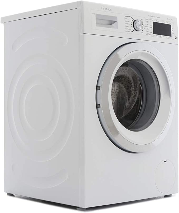 Bosch Serie 8 i-DOS WAWH8660GB 9kg 1400rpm Freestanding Washing Machine -White [Energy Class A+++]