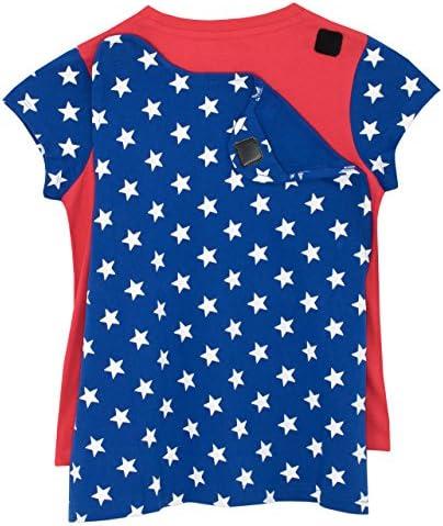 Wonder Woman - Camiseta para niñas - Mujer Maravilla - 9-10 Años ...
