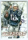 unleashed football cards - Tom Brady football card (New England Patriots) 2014 Topps #GUTB Greatness Unleashed
