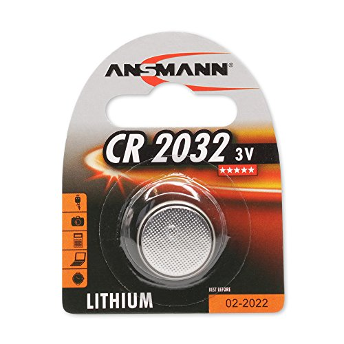 cr2032 coin cell button