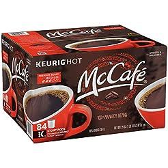 McCafe Premium Roast Keurig K Cup Coffee...