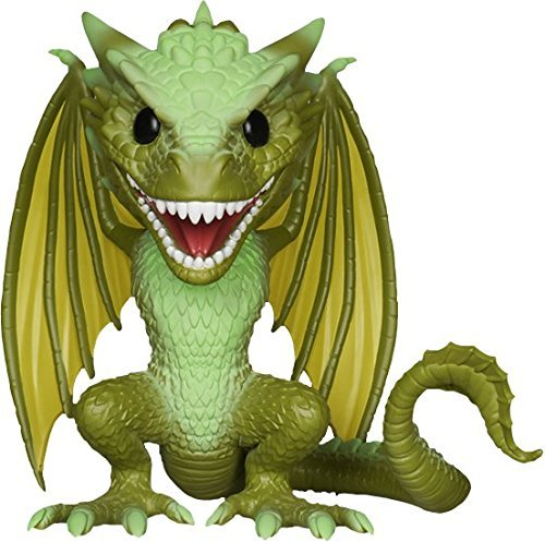 Game of Thrones Rhaegal Dragon 6-Inch Pop! Vinyl Fig