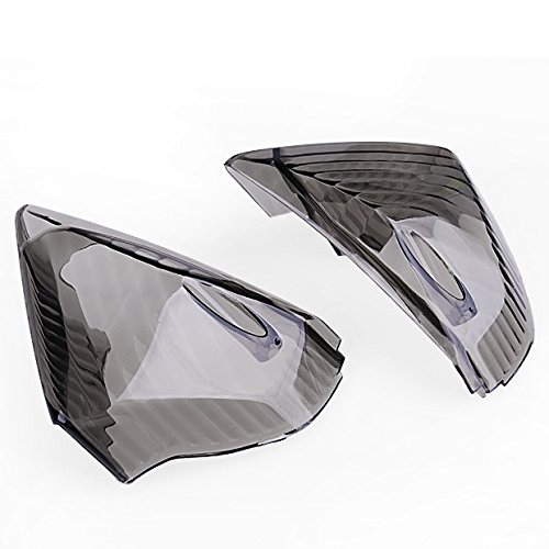 2x Smoke Motorcycle Turn Signal Tail Light Cover For 2005-2006 Suzuki GSXR 1000