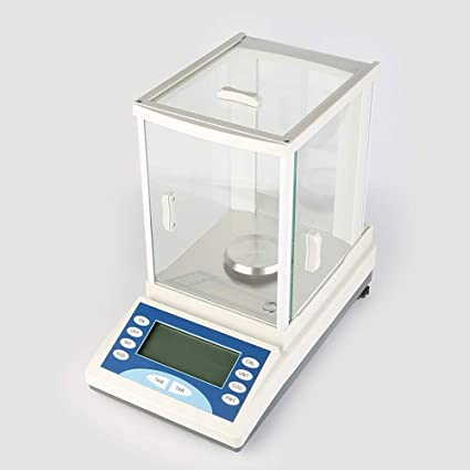 JJHR Jewelry Scale 200X0.0001Gbalanza Analítica De Análisis Analítico De Alta Precisión \ Balanza De